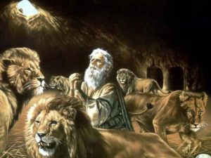 daniel en el fozo, iglesia evangelica pentecostal