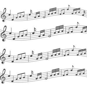 Partituras Corales, Partituras Cristianas, Coro iep