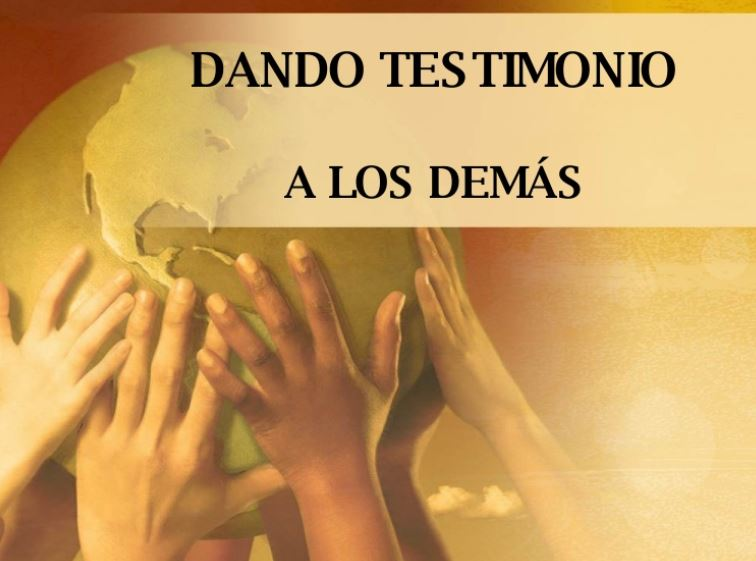Regocíjate en la lectura de Testimonios Cristianos para poder compartir con los amigos,, familiares, etc. así mismo recibir el mensaje de la palabra de Dios con la Variedad de Testimonios. Todo para la Honra y Gloria de Nuestro Dios