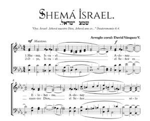 SHEMÁ ISRAEL CORO IEP