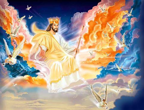 """""""Para que habite Cristo por la fe en vuestros corazones...""""    el arrebatamiento"""