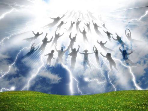 """""""Sino, como aquel que os llamó es santo, sed también vosotros santos en toda vuestra manera de vivir""""  arrebatamiento"""