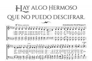 HAY ALGO HERMOSO