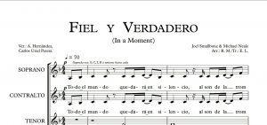 FIEL Y VERDADERO.