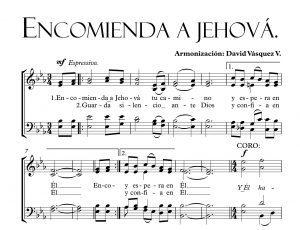 ENCOMIENDA A JEHOVÁ