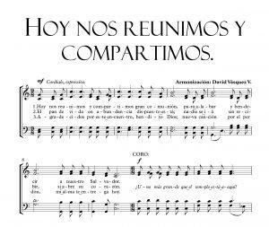 HOY NOS REUNIMOS