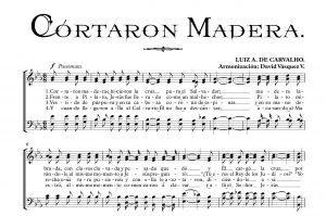 CORTARON MADERA