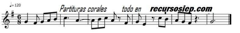 partituras corales, partituras cristianas, partituras corales cristianas en pdf, partitura para descargar, partitura iep, iep partituras, coro iep, iep coros