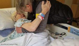 """Anciana curada de coronavirus: """"La obra de Dios en mí no ha terminado"""""""
