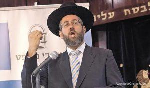 Rabino de Israel pide buscar a Dios para acabar con el coronavirus