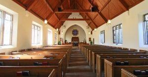 Muchas iglesias están a punto de reabrir en los Estados Unidos
