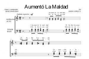 AUMENTÓ LA MALDAD.