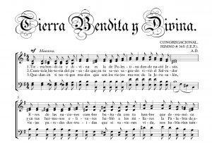 TIERRA BENDITA Y DIVINA.