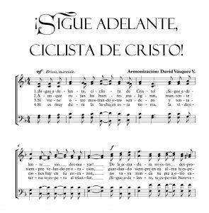 ¡SIGUE ADELANTE, CICLISTA DE CRISTO!
