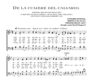 DE LA CUMBRE DEL CALVARIO